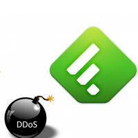 Feedly downed by second DDoS attack