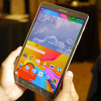 Samsung accepting pre-orders for its Samsung Galaxy Tab S tablets starting tomorrow