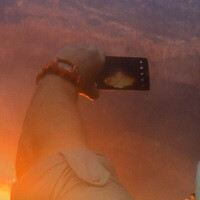 The LG G3 conquers an active volcano