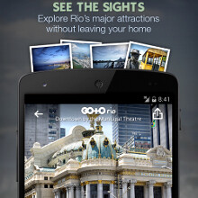 GoTo Rio is a beautiful offline tourist guide app just in time for the World Cup