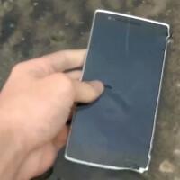 OnePlus One meets H2O in waterproof test