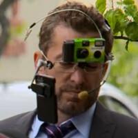 Jon Stewart takes aim at Google Glass
