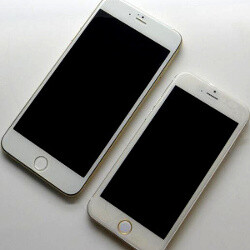 """Apple iPhone 6 leaks: 4.7"""" and 5.5"""" model mockups compared"""