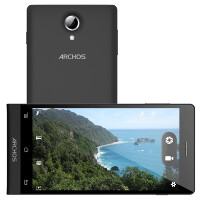Archos launches a pair of Android smartphones, including one model powered by the MT-6592
