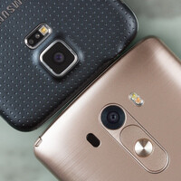 Samsung Galaxy S5 tops our blind camera comparison for the third time in a row, LG G3 close second