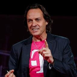 "T-Mobile's Legere ""hopes"" that Amazon's smartphone won't have the same fate as AT&T's exclusive Facebook phone"
