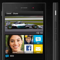 BlackBerry Z3 to be launched in India next week