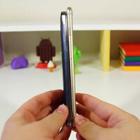 Mock-up of Apple's rumored iPhone phablet shows a taller device than the Samsung Galaxy Note 3