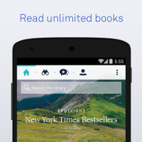 Oyster, the 'Spotify' for books, arrives on Android