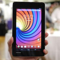 Toshiba Excite Go hands-on