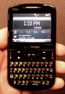 Verizon's HTC Ozone is available today, live images