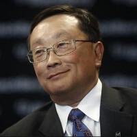 BlackBerry slides highlight the accomplishments of the Chen era