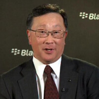 Watch John Chen use the BlackBerry Passport on video