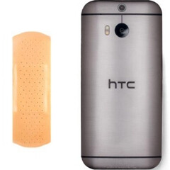 HTC indirectly suggests that Samsung's Galaxy S5 has a
