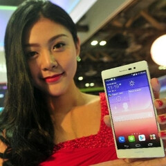 Huawei sells 1 million Ascend P7 smartphones, needs to sell 9 million more to reach its goal