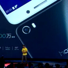 Huawei Honor 6 flagship unveiled: top specs fit in an ultrathin chassis