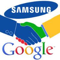 Sundar Pichai talks about Google getting closer to Samsung