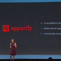 Google acquires Appurify, an app testing platform, iOS still supported