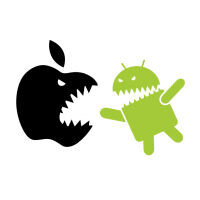 Google takes a couple swipes at iOS and its