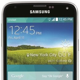 "Samsung Galaxy S5 will have ""the best pricing in prepaid"" at Cricket"