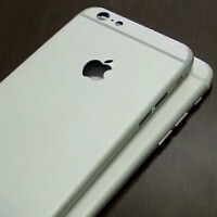Alleged iPhone 6 chassis leaks on video, this time with the Apple logo cutout