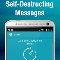 Sicher messaging app brings end-to-end encryption to your Android, iOS and Windows Phone chats