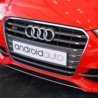 We get in the car with Android Auto