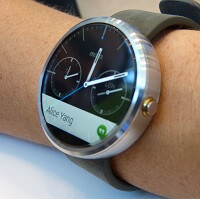 Here is a little closer look at the Motorola Moto 360