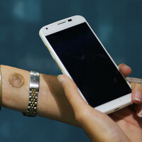 Digital tattoo can unlock your Motorola Moto X