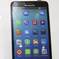 The Lenovo A805e is a sub $200 phablet, powered by a 64-bit quad-core Snapdragon 410