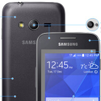 Samsung reveals the Galaxy Ace 4 in both 3G and LTE variations