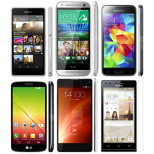 2014 'mini' flagship versions roundup: which one would you get?