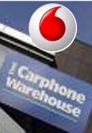 Carphone Warehouse welcomes back Vodafone