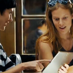 New Samsung Galaxy Tab S commercial illustrates the superiority of Super AMOLED screens