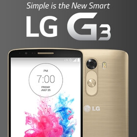 LG G3 arrives at Sprint on July 18, exclusive gold version reconfirmed
