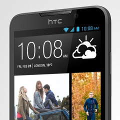 Affordable HTC Desire 516 announced for Europe, KitKat not included