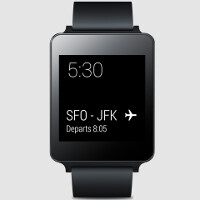 LG G Watch ships on Wednesday, as promised