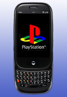 Palm Pre goes PlayStation