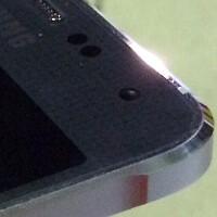 Samsung's 'luxury' Galaxy F flagship leaks in a new photo, struts its metallic stuff