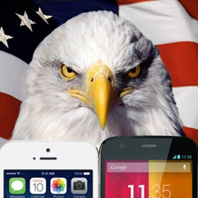 Best smartphones and tablets made by American companies