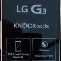 Check out the box for the Sprint LG G3; Sprint model to feature 3GB of RAM