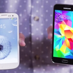 Samsung gives you reasons to upgrade to the Galaxy S5... from the Galaxy S III