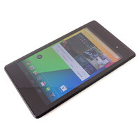 Nexus 8 tablet mentioned in import database