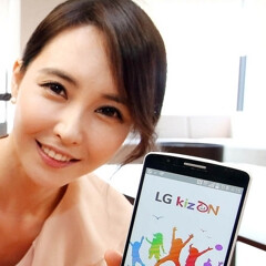LG launches KizON, a wearable device that helps parents keep track of their kids