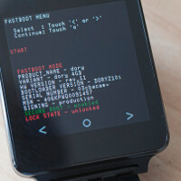The first custom firmware for the LG G Watch is here: enter the Gohma ROM
