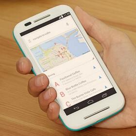 Qualcomm promotes Motorola's Moto E