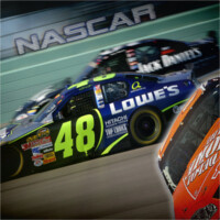 NASCAR to allow user-customizable viewing on mobile devices