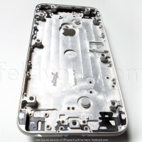Latest iPhone 6 leak shows near-finished back panel in silver and black