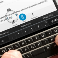 The BlackBerry Passport QWERTY revealed