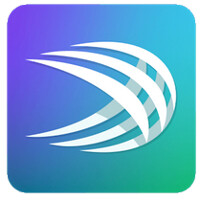The number of monthly users jumped 54% since SwiftKey became free
